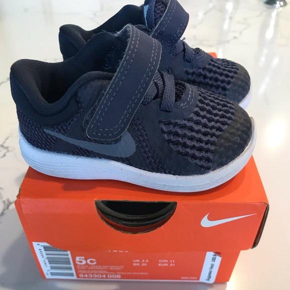 Nike Shoes | Nike Baby Boy Shoes Navy